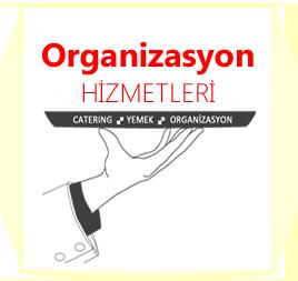 organizasyon hizmetleri